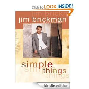 Simple Things (Puffy Books) Jim Brickman  Kindle Store