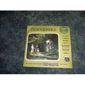 Tennessee View Master Reels SAWYERS Books