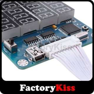 Digital display module for 4 Axis Stepper Motor Driver