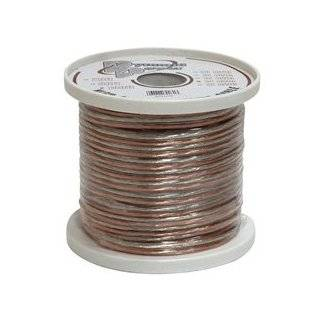 RSW1850 18 Gauge 50 Feet Spool of High Quality Speaker Zip Wire