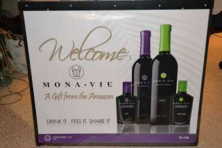 Full Size MONAVIE Open Meeting Flip Chart Extra Large R3Global $299RTL