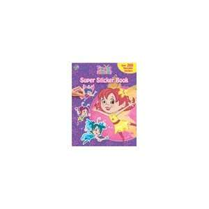 Fairies Forever Super Sticker Book (Over 200 Reusable