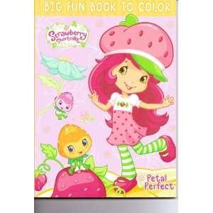 Fun Book to Color ~ Petal Perfect (9781403716811) American Greetings