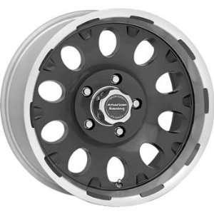 American Racing ATX Crater 16x8 Teflon Wheel / Rim 8x6.5