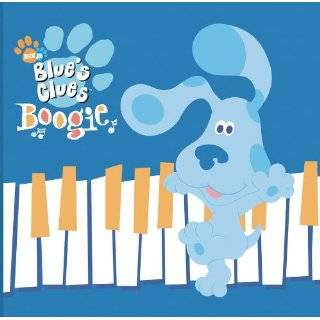 Blues Clues   Blues Big Treasure A Musical Adventure
