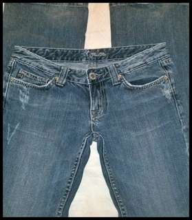 These JEANS are HOT and a VERY popular DESIGNER premium DENIM brand