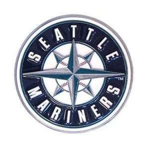MLB Trailer Hitch Cover   Seattle Mariners Sports