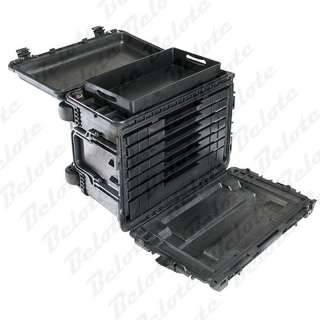 Pelican 0450WD Mobile Tool Chest Case w/ Drawers NEW