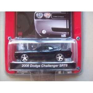 Car Garage Series 9 Black 2008 Dodge Challenger SRT8 Toys & Games
