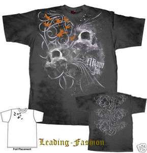 NWT Mens Kat Von D Miami Ink Tattoo T Shirt Tee M~XL
