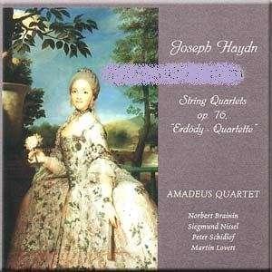 Haydn String Quartets op. 76 (2 CDs) Franz Joseph Haydn Music