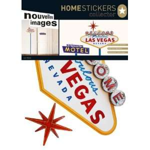 Home Stickers HOST 1465 Las Vegas Decorative Wall Stickers: Home