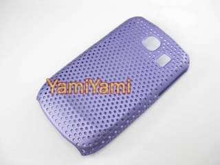 Plastic Skin Protector For Samsung Corby 2 S3850 Hole Cover Case Guard