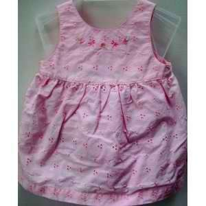 Baby Girl 3 6 Months, Pink Summer Frock, Dress: Toys & Games