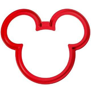 Disney Mickey Mouse Pancake / Egg Ring   Silicone