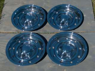 FORD F 150 EXPEDITION CHROME WHEELS 16 (4) NEW 97 04