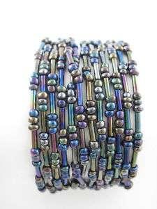 DESIGNER Multi Color Crystal Bead Bracelets