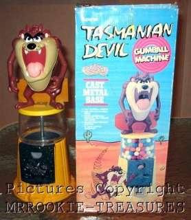 1989 Superior Taz TASMANIAN DEVIL cast metal Gumball