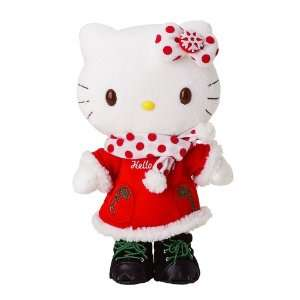 Hello Kitty Accessory   Dress Me Holiday Winter Outfit Toys & Games