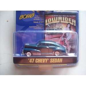 Revell Lowrider Magazine 1947 Chevy Sedan: Toys & Games