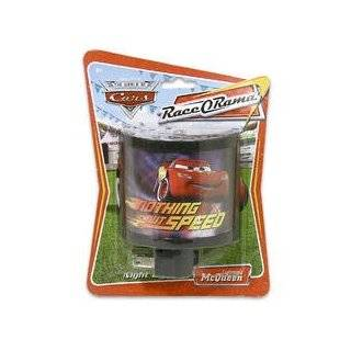 Disney Pixar Cars Lightning McQueen Childrens Night Light