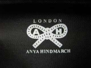 GENUINE ANYA HINDMARCH BA FIRST CLASS COSMETIC BAG NEW