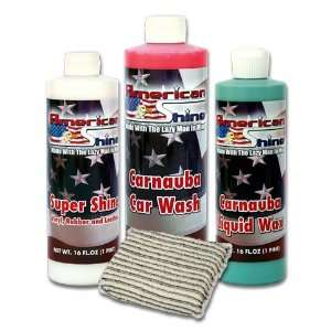 American Shine  Gift Pack Automotive