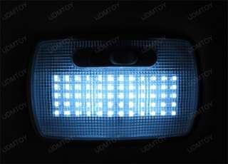 Honda Accord 5 Light LED Panel & Bulbs Interior Package