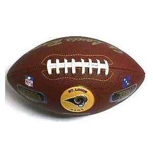 St. Louis Rams Medallion Foto Football: Sports & Outdoors
