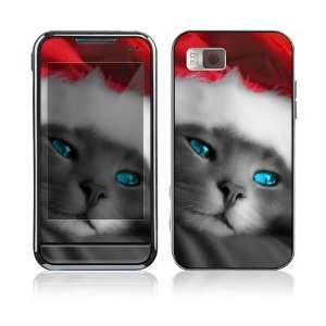 Eternity Skin Decal Sticker   Christmas Kitty Cat