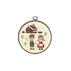 Embroidery Kit Hansel & Gretel Arts, Crafts & Sewing