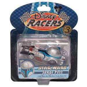 Disney Theme Park Exclusive 1/64 Scale Die Cast Metal Body Race Car