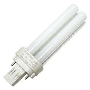C13W/35/USA/ALTO Double Tube 2 Pin Base Compact Fluorescent Light Bulb
