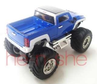 43 Mini RC Radio Remote Control Pickup Monster Truck 9180 6
