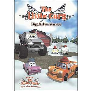 The Little Cars, Vol. 5 Big Adventures TV Shows