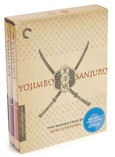 Sanjuro Box Set   Criterion Collection (Blu ray Disc)