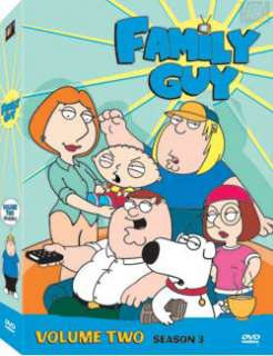 The Family Guy   Volume 2 (DVD)