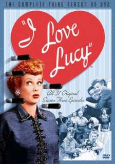 Love Lucy   The Complete Third Season