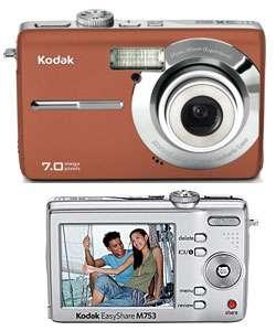 Kodak M753 Easyshare 7MP Digital Camera   Copper (Refurbished