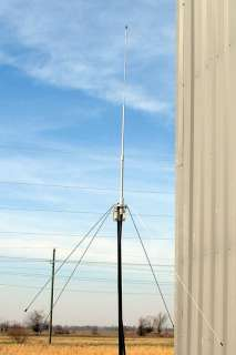 FM Broadcast Transmitter Antenna 1/4 Wave Tunable