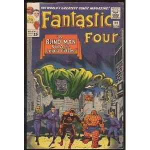 Fantastic Four, v1 #39. Jun 1965 [Comic Book] Marvel (Comic) Books