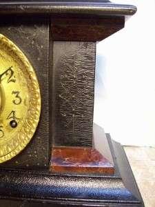 Antique Ingraham Mantle Clock ~1880s~ *Very Nice*