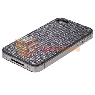 Sparkle Diamond Hard Case Skin Cover for Apple iPhone 4S 4th Gen
