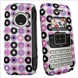 Snap on Polka Dot Case for LG enV VX 9900