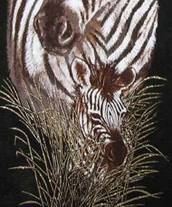 Safari Wall Mirror Art