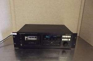 Marantz PMD350 Stereo Cassette Deck CD Player Rack Mountable NICE