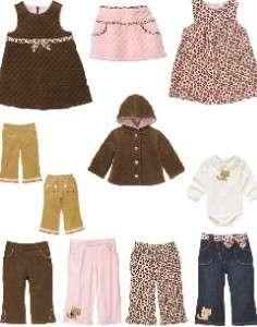 GYMBOREE Kitty Glamour Jumper Skirt Pants Top UPick NWT
