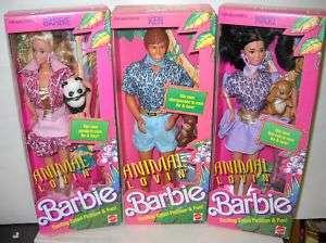 1217 Animal Lovin Barbie, Nikki & Ken (Toy Story 3)