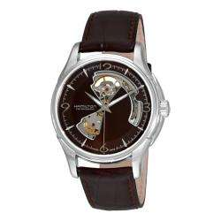 Jazzmaster Viewmatic Open Heart Automatic Watch  Overstock