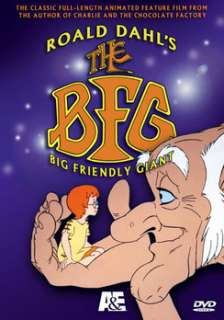 The B.F.G. Big Friendly Giant (DVD)
